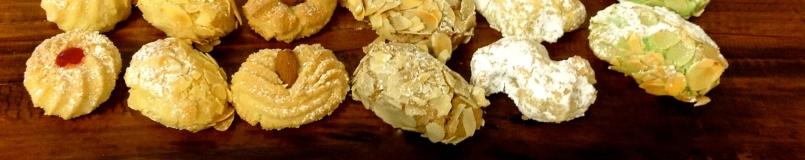 Work - Almond Biscotti  med- letterbox